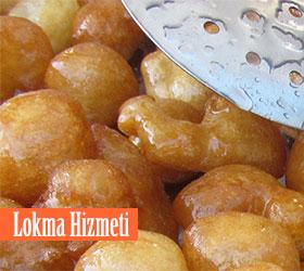 Ankara lokma hizmeti